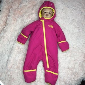 d920f40b0e03 Kids  The North Face Snow Suit on Poshmark